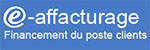 e-affacturage : financement poste clients